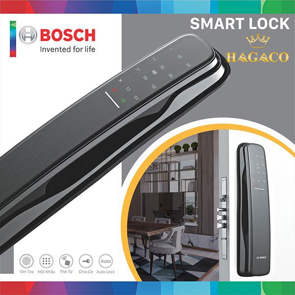 Khóa cửa vân tay Bosch EL 800a
