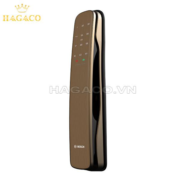 Khóa cửa vân tay Bosch EL 800A màu Vàng