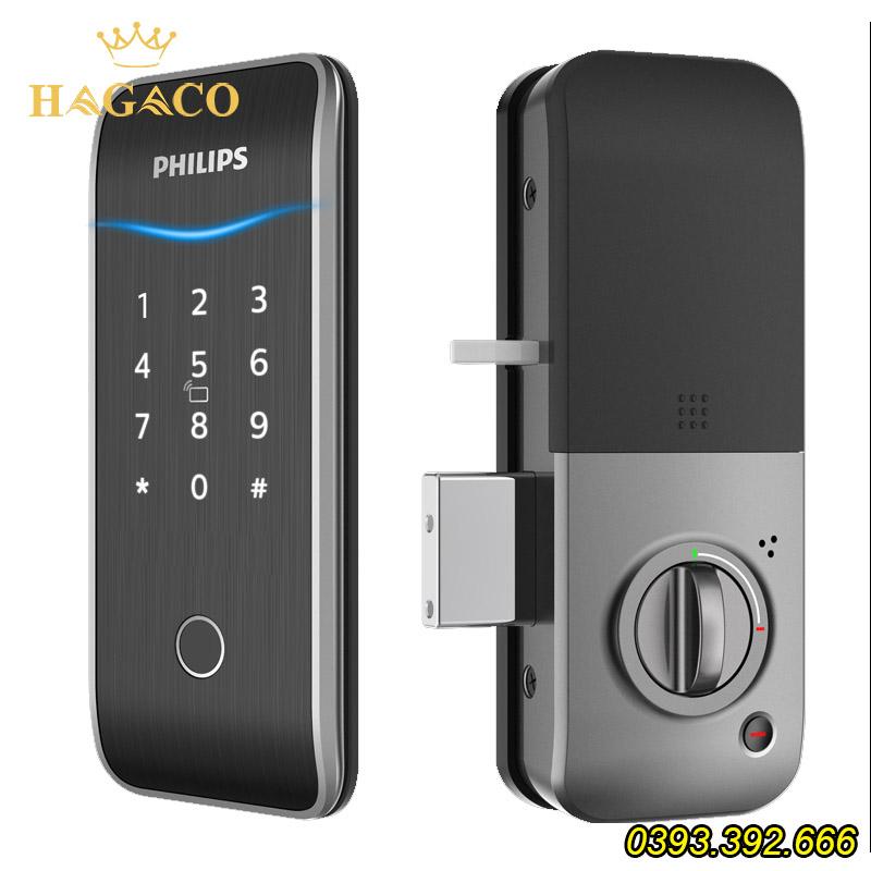 Khóa cửa vân tay Philips 5100-5H