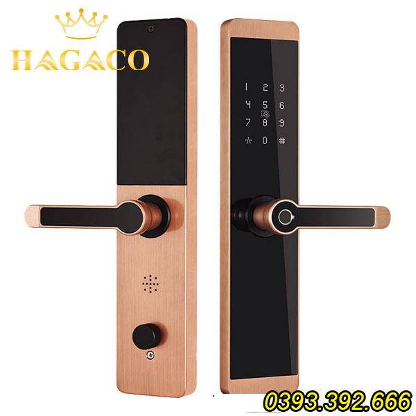 khóa cửa wifi Kassler KL-600 COPER