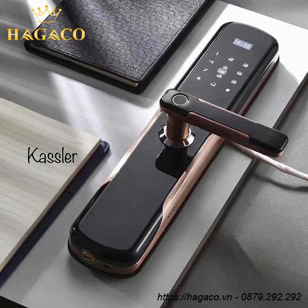 Khóa điện tử thông minh Kassler KL-700 có thiết kế sang trọng