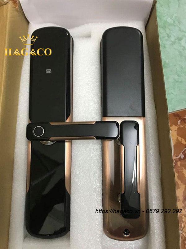 Khóa cửa Kassler KL-700 phủ Nano chống xuống màu, chống hoen gỉ