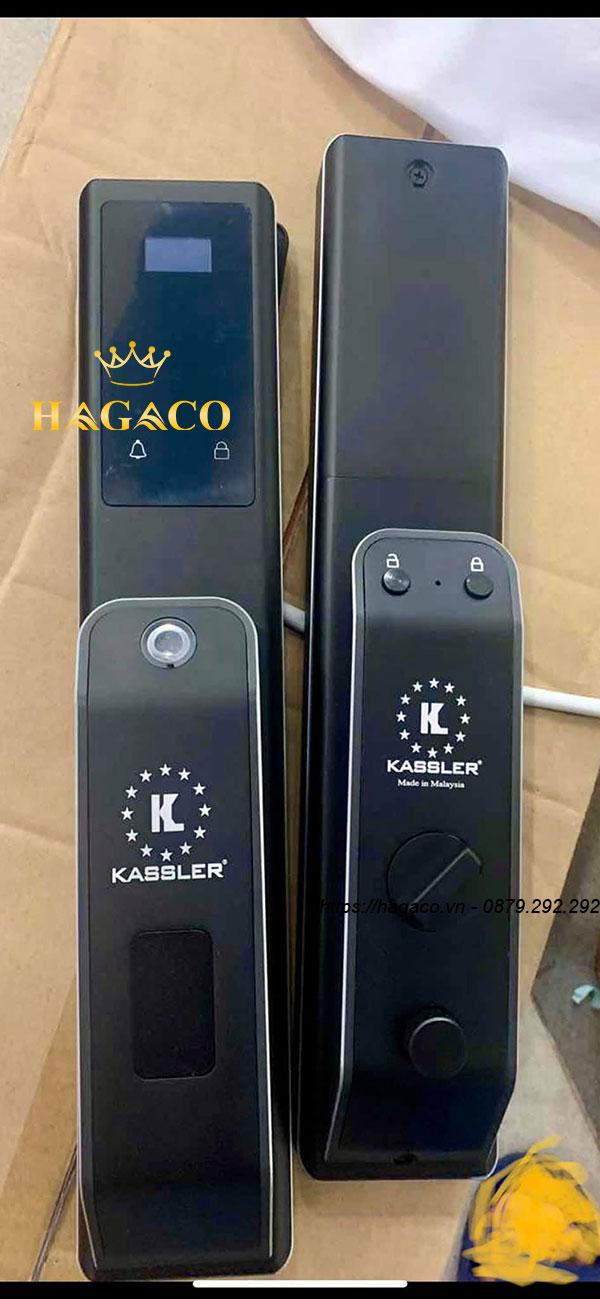 Kassler KL-888 được làm từ TiTan siêu bền