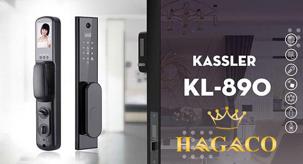 Khóa vân tay Kassler KL-890
