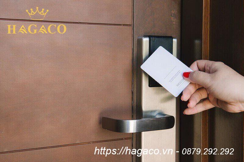 Khóa thẻ từ chỉ thích hợp với nhà nghỉ, khách sạn
