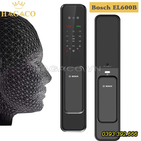 Khóa điện tử Face ID Bosch EL600B
