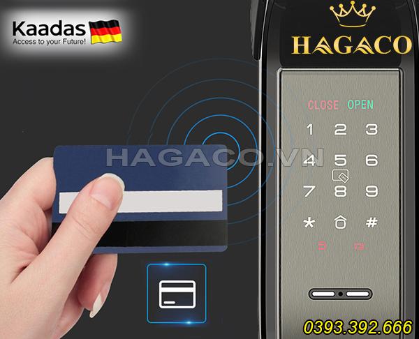 Cách đổi mật khẩu khóa cửa điện tử