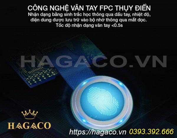 Công nghệ vân tay FPC Thủy Điển