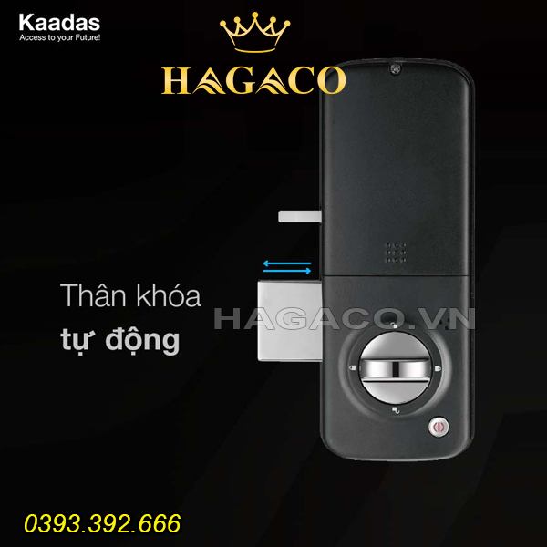 Khóa cửa điện tử Kaadas R6