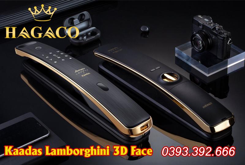 Khóa Kaadas Lamborghini 3D Face