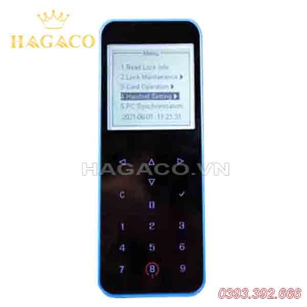 Thiết bị thu thập dữ liệu khóa khách sạn PDA 01