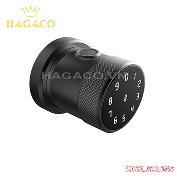Khóa cửa vân tay mini SSLock C002D-FACP (có wifi)