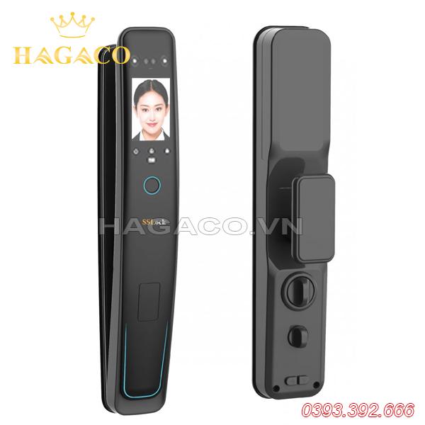 Khóa cửa nhận diện khuôn mặt SSLock FR215-RFACP (có wifi)
