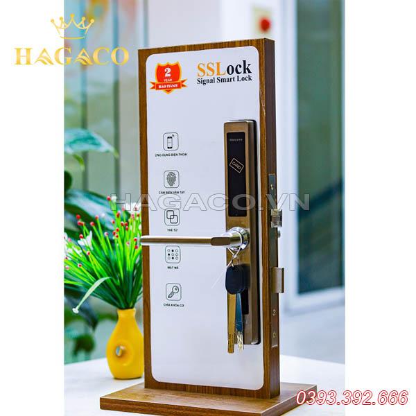 Khóa thẻ từ khách sạn SSLock HK108-C