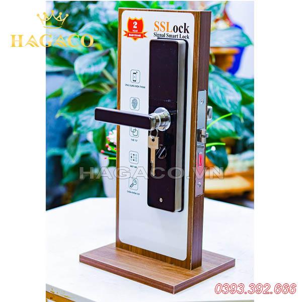 Khóa thẻ từ khách sạn SSLock HK105-C