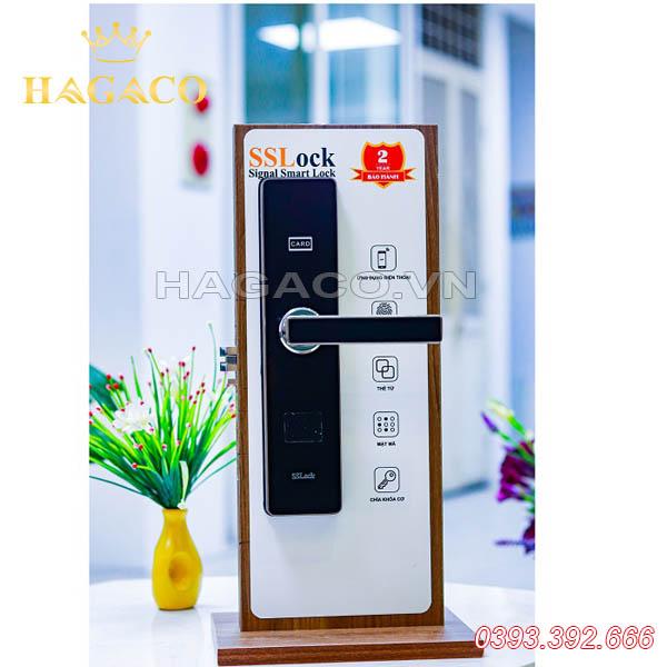 Các tính năng của khóa thẻ từ khách sạn SSLock HK105-C