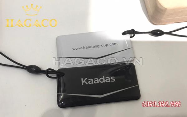 Thẻ từ hãng khóa cửa Kaadas